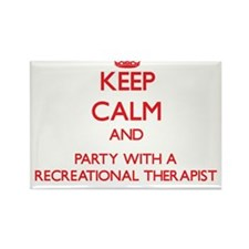 Keep Calm and Party With a Recreational Therapist