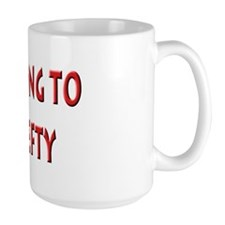 I Belong To A Lefty Mug