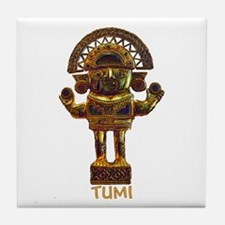 Tumi Good Luck -  Tile Coaster