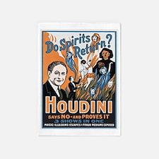 Houdini Magic Show 5'x7'Area Rug