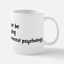 Study evolutionary developmen Mug