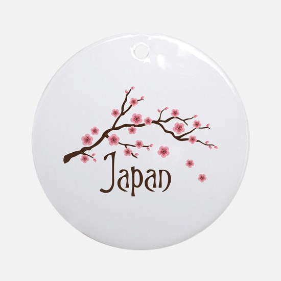 Japan Ornament (Round)
