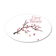 Cherry Blossoms Wall Decal
