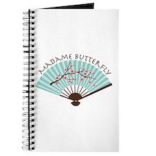 Madam Butterfly Journal