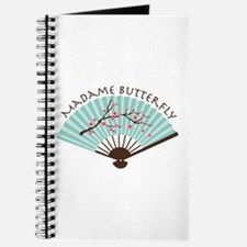 Madam Butterfly Journal