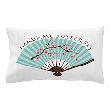 Madam Butterfly Pillow Case