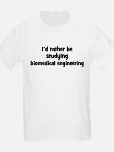 Study biomedical engineering T-Shirt