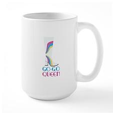 GO-GO QUEEN Mugs