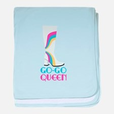 GO-GO QUEEN baby blanket