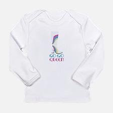 GO-GO QUEEN Long Sleeve T-Shirt
