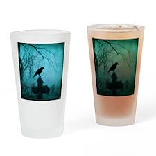 Blue Mist Drinking Glass