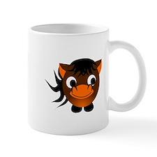 Cartoon Horse Mugs