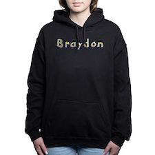 Braydon Giraffe Hooded Sweatshirt