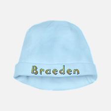 Braeden Giraffe baby hat