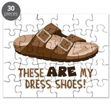 These Are My Dress Shoes! Puzzle