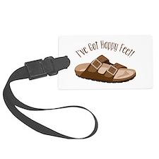 Ive Got Happy Feet! Luggage Tag