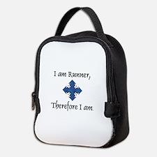 I Am Runner Neoprene Lunch Bag