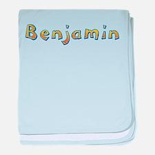 Benjamin Giraffe baby blanket