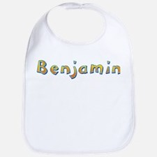 Benjamin Giraffe Bib