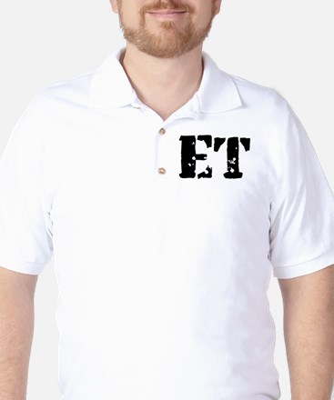 ET: NOT Extra-Terrestrial Golf Shirt
