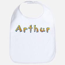 Arthur Giraffe Bib
