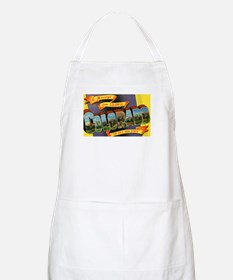Colorado Greetings BBQ Apron