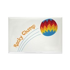 Hacky Champ Magnets