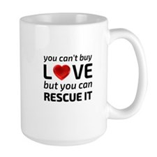 You Cant Buy Love Mug