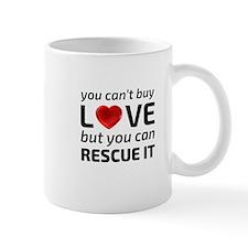You Cant Buy Love Mug