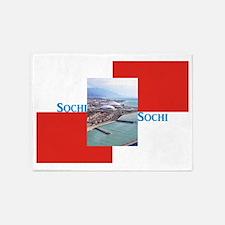 Sochi 5'x7'Area Rug