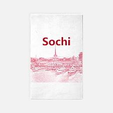 Sochi 3'x5' Area Rug