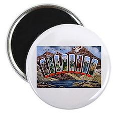 Colorado Greetings Magnet