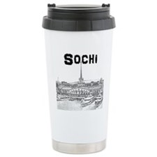 Sochi Travel Mug