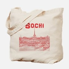 Sochi Tote Bag