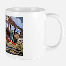 Colorado Greetings Mug