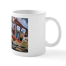 Colorado Greetings Mug
