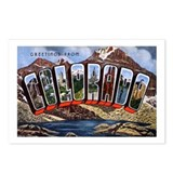Denver colorado postcards Postcards