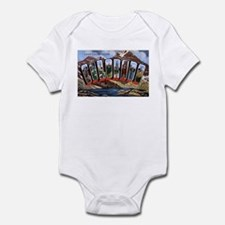Colorado Greetings Infant Bodysuit