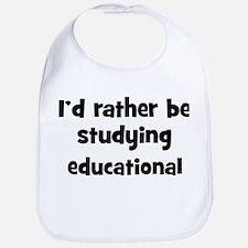 Study educational Bib