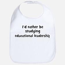 Study educational leadership Bib