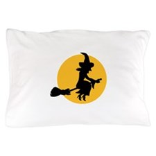 Witch moon Pillow Case