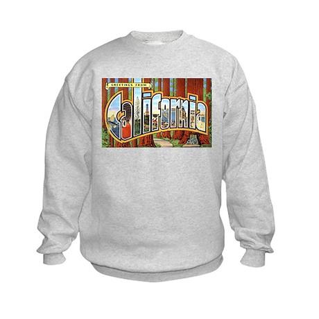 California Greetings Kids Sweatshirt