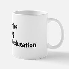 Study adapted physical educat Mug