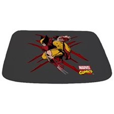 Wolverine Scratches Bathmat