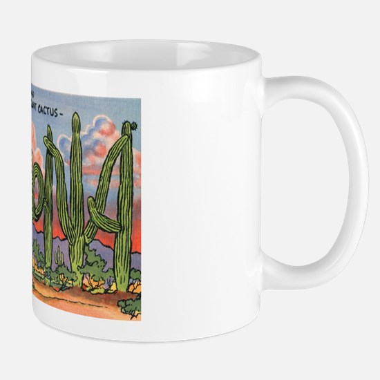 Arizona Greetings Mug