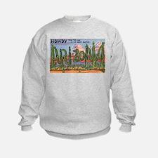 Arizona Greetings (Front) Sweatshirt