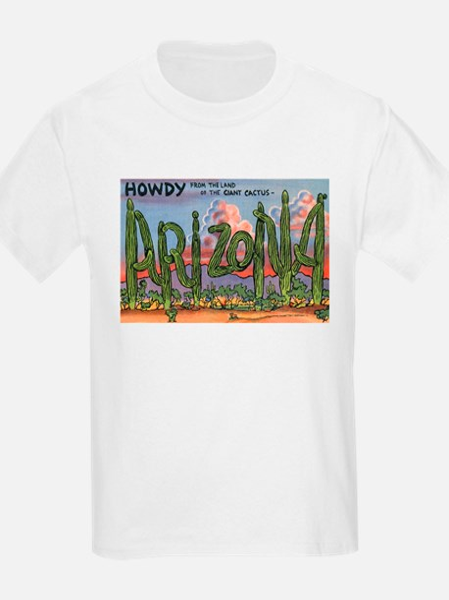 Arizona Greetings (Front) T-Shirt