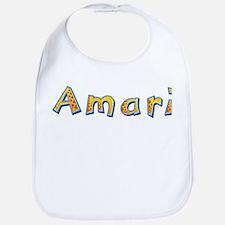 Amari Giraffe Bib