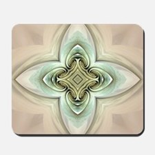 Turbulent Pattern Mousepad