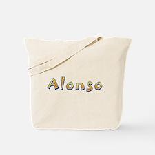 Alonso Giraffe Tote Bag